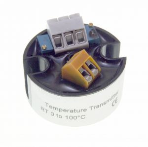 300TX High Accuracy Thermocouple or Pt100 Temperature Transmitter