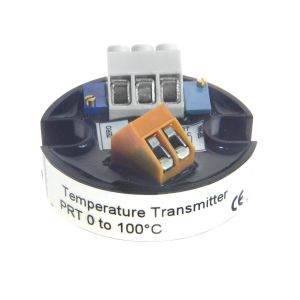 300TXL (Low Profile) High Accuracy Thermocouple or Pt100 Temperature Transmitter