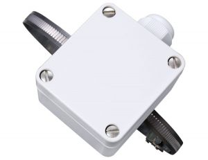 Contacting Temperature Sensor with Clamping Band