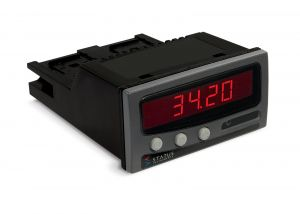 Status DM3420 - Current / Voltage input Panel meter with output options