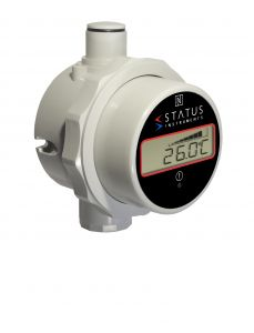 Status DM650/TM - Sensor Mount Temperature Indicator With Data Logging, Alarm & Messaging