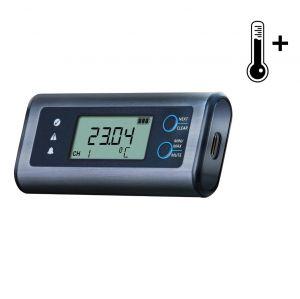 Lascar EL-SIE-1+ High Accuracy Temperature USB Data Logger - No software required, multi-platform