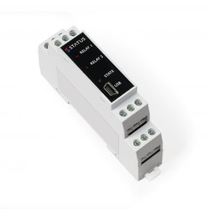 Status SEM1633 - Dual Relay Trip Amplifier for RTD and Slidewire Sensors