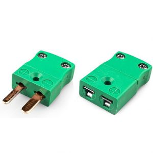 Miniature Thermocouple Connector Plug & Socket AM-R/S-M+F Type R/S ANSI