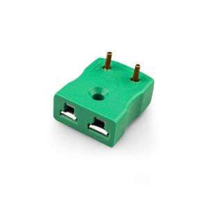 PCB Mounting Thermocouple Connector Socket IM-K-PCB Type K IEC