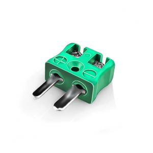 Miniature Quick Wire Connector Thermocouple Plug IM-K-MQ Type K IEC