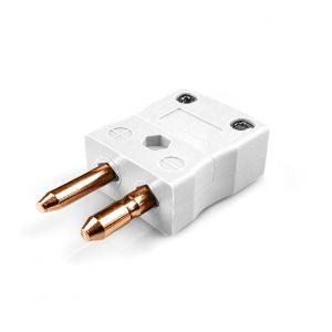 Standard Thermocouple Connector Plug FSTC-CU-M Type Cu