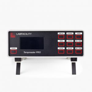 Tempmaster PRO Precision Thermometer with optional probes and calibration