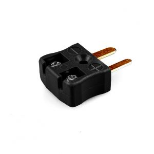 Miniature Quick Wire Thermocouple Connector Plug JM-R/S-MQ Type R/S JIS