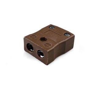 Standard Thermocouple Connector In-Line Socket JS-T-F Type T JIS