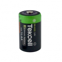 Replacement 1/2 AA Lithium Battery for use with the Lascar EL Data Logger range