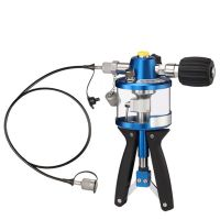 SIKA Hydraulic Hand Pump 0 to 700 bar or 1000 bar with kit