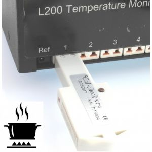 °Cal-check PRO Baking & Cooking Hand Held Precision Thermocouple Calibrator