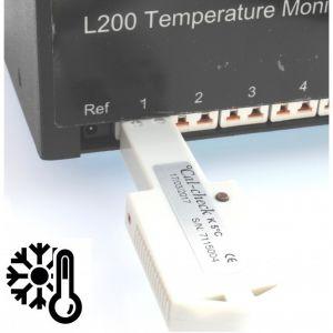 °Cal-check PRO Cold Chain Hand Held Precision Thermocouple Calibrator