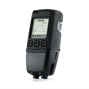 Lascar EL-GFX-DTP- Dual Channel Thermistor Data Logger with Graphic Screen