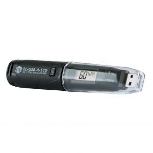 Lascar EL-USB-2-LCD - Temperature & RH Data Logger with USB and Display