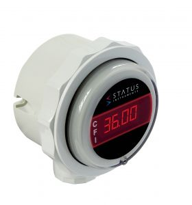 Status SEM710/B - 2 x Side Entry Universal Temperature Transmitter with Display