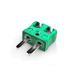 Miniature Quick Wire Connector Thermocouple Plug IM-K-MQ Type K IEC