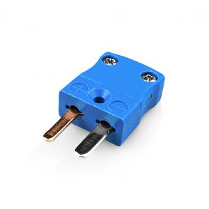 Miniature Thermocouple Connector Plug AM-T-M Type T ANSI