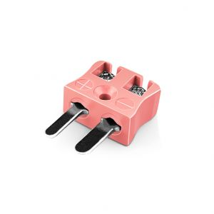 Miniature Quick Wire Connector Thermocouple Plug IM-N-MQ Type N IEC