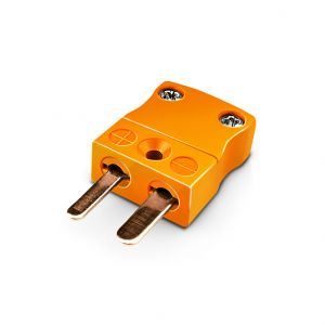 Miniature Thermocouple Connector Plug IM-R/S-M Type R/S IEC