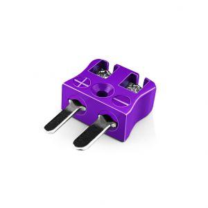 Miniature Quick Wire Connector Thermocouple Plug IM-E-MQ Type E IEC