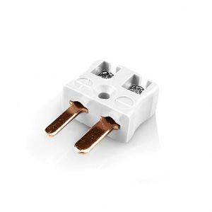 Miniature Quick Wire Connector Thermocouple Plug FMTC-CU-MQ Type Cu