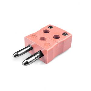 Standard Quick Wire Thermocouple Connector Plug IS-N-MQ Type N IEC
