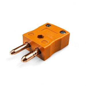 Standard Thermocouple Connector Plug IS-R/S-M Type R/S IEC