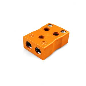 Standard Quick Wire Thermocouple Connector Socket IS-R/S-FQ Type R/S IEC