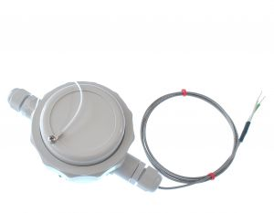 4-20mA remote wall mounted housing, Type K Thermocouple input with 1m of F/G lead