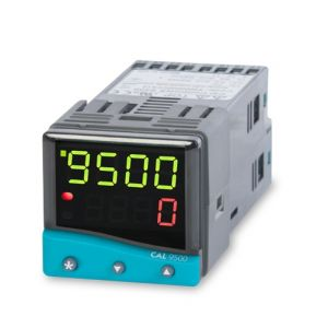 9500 Programmable Temperature Controller - 3 outputs (SSD/REL/REL) Profiler