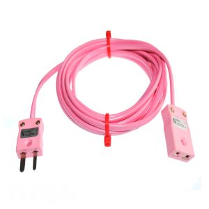 Type N PVC Extension Leads with Miniature Plug & Socket (IEC)