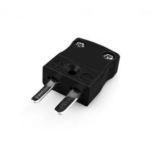Miniature Thermocouple Connector Plug AM-J-M Type J ANSI