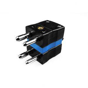 Standard Thermocouple Duplex Thermocouple Connector Plug JS-K-MD Type K JIS
