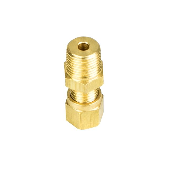 Brass Compression Fittings - NPT Thread (NPT)