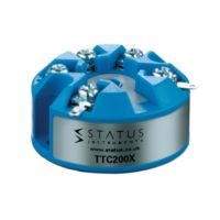 Status TTC200X Temperature Transmitter - Suitable for Thermocouple sensors approved to ATEX and IECEx standards