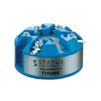 Status TTR200X Temperature Transmitter - Suitable for RTD sensors approved to ATEX and IECEx standards