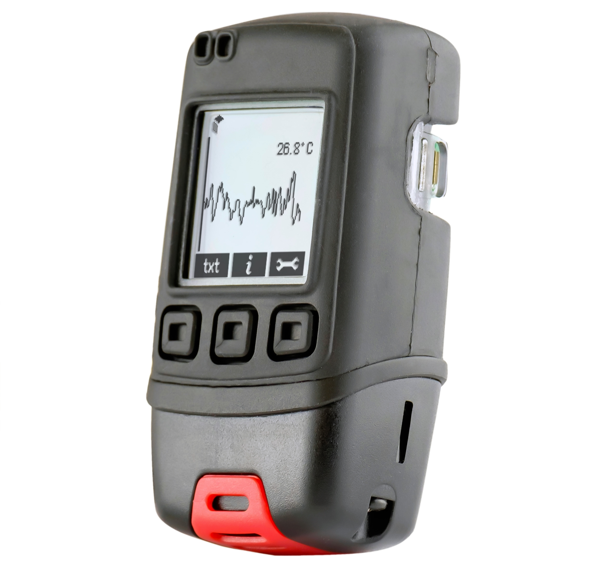 Lascar El Gfx 1 Temperature Data Logger With Graphic Screen Pic If You Have Any Questions Please Contact Us By This Form