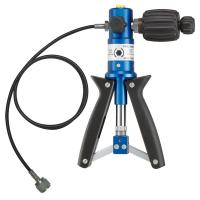 SIKA Pneumatic Hand Pump -0.95 to 40 or 60 bar with kit