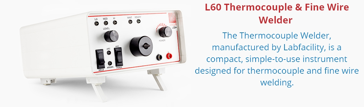 L60 Thermocouple & Fine Wire Welder