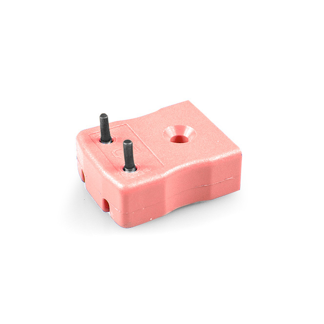 PCB Mounting Thermocouple Connector Socket IM-N-PCB Type N IEC with Tin Plated Pins