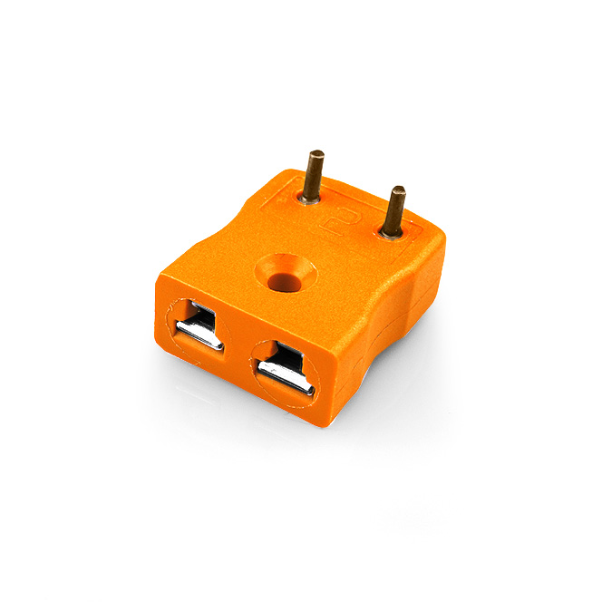 PCB Mounting Thermocouple Connector Socket IM-R/S-PCB Type R/S IEC