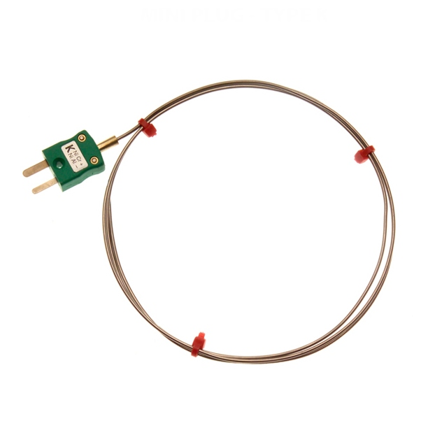 Miniature Thermocouple Plug IEC - Types K,J,T,N