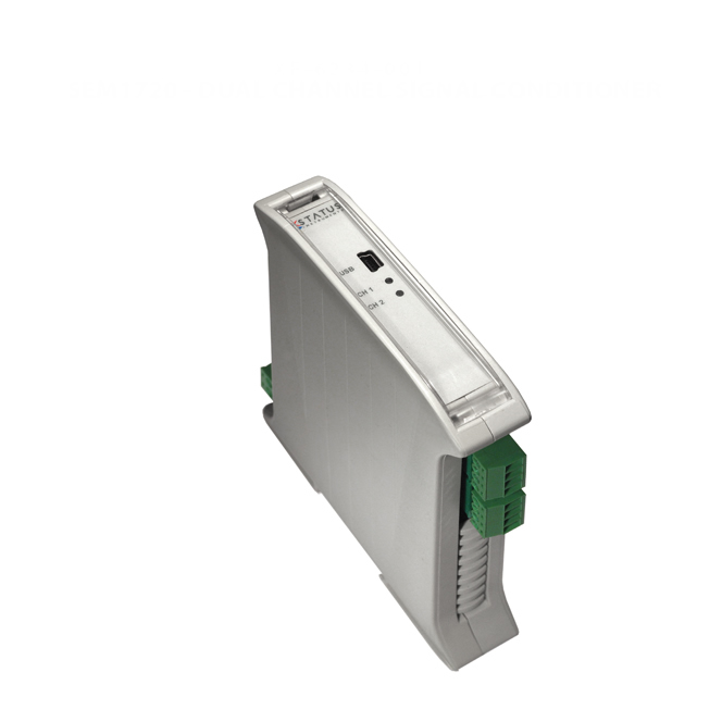 Status SEM1720 - Dual Channel Signal Conditioner For Temperature Sensors