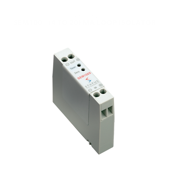 SEM1000 - (4 to 20) mA Loop Isolator