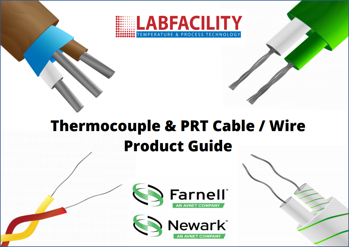 Thermocouple & PRT Cable Product Guide