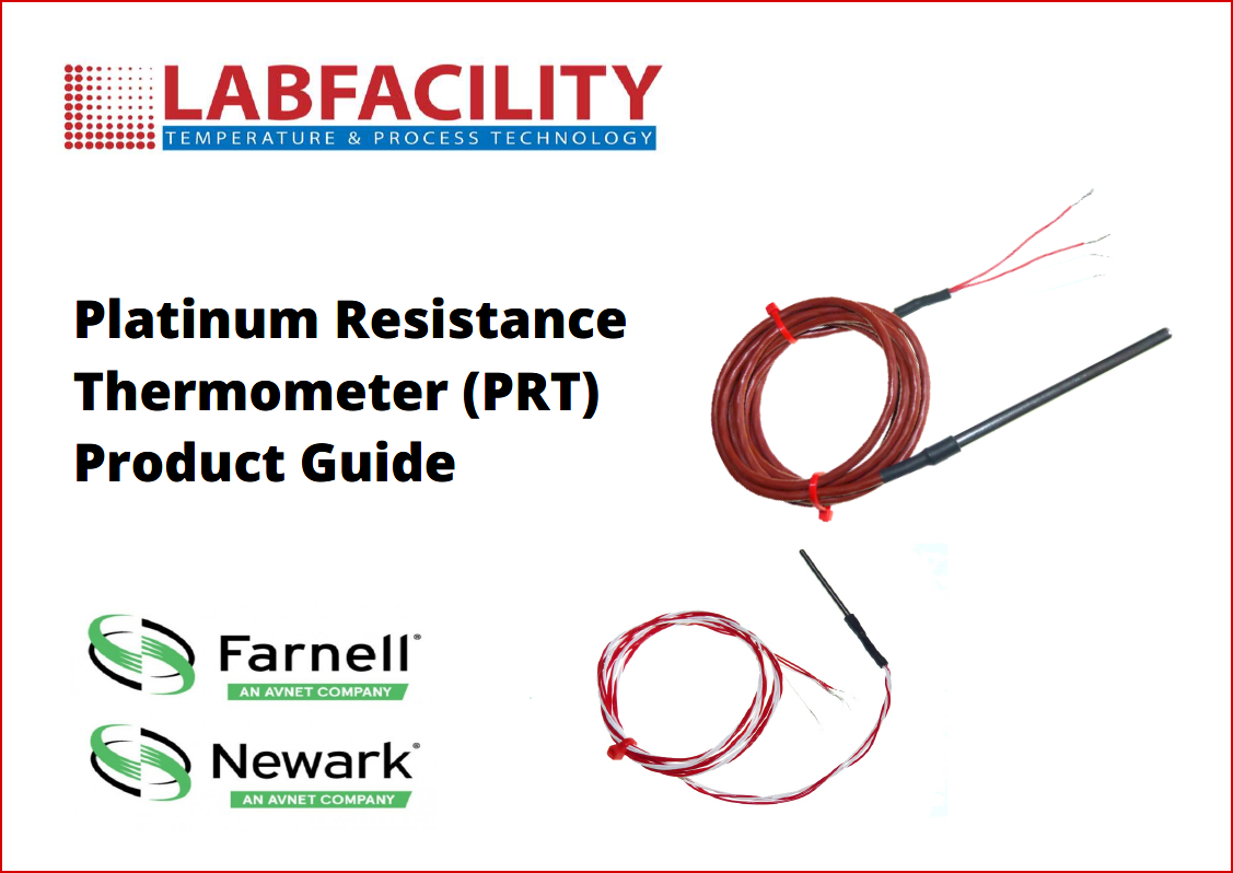 Platinum Resistance Thermometer (PRT) Product Guide