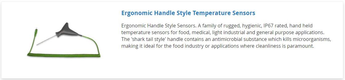 Shark Tail Sensors