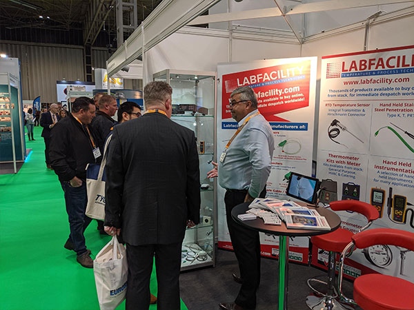 Labfacility attended the Advanced Engineering Exhibition this week at the NEC in Birmingham, UK